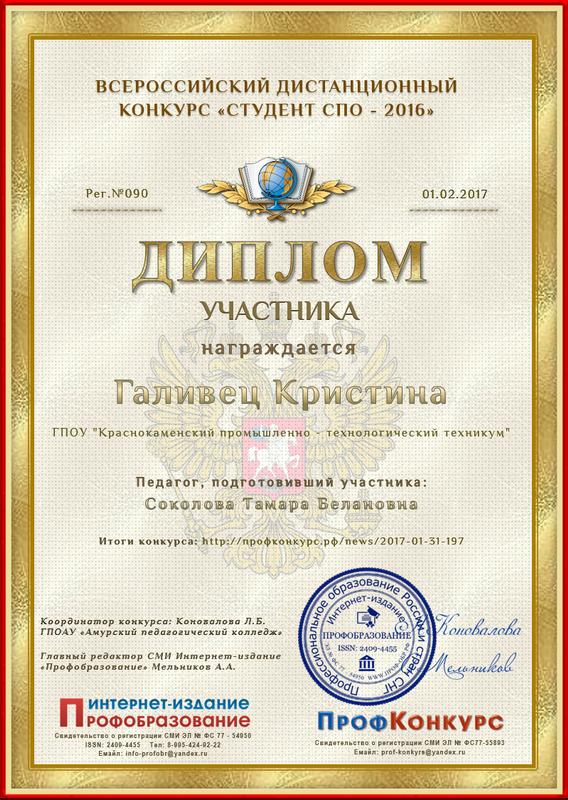 Сертификат на то в подарок